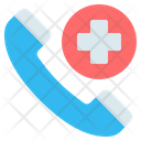 Emergency Call Support Icon