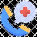 Emergency Telephone Phone Icon