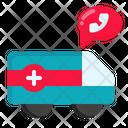 Emergency Call Hospital Call Hospital Icon