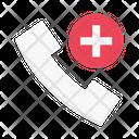 Call Phone Pharmacy Icon