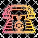 Emergency Call Medical Health Icon