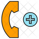 Emergency Call Call Hospital Icon