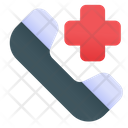 Emergency Call Call Hospital Icon