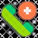 Emergency Call Emergency Doctor Icon