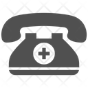 Emergency Call Receiver Hospital Helpline Icon