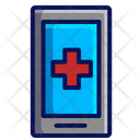 Emergency Call Mobile Icon