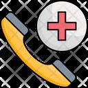 Call Emergency Call Helpline Icon