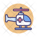Emergency Chopper Icon