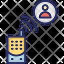 Emergency Communication Icon