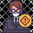 Emergency Declare Icon