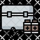 Emergency Kit Accident Medical Icon