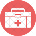 Emergency Kit First Aid Box First Aid Kit Icon