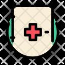 Medical Emergency Kit Icon