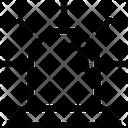 Qudadesign V Icon