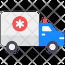 Emergency Services Ambulance Hospital Ambulance Icon