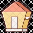 Emergency Shelter Emergency Hospital Icon