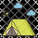 Emergency Shelter Icon