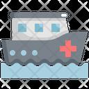 Emergency Ship Icon