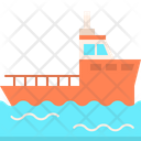 Memergency Support Vessel Emergency Support Vessel Cruise Icon