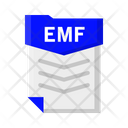 File Emf Document Icon