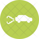 Emission Gas Pollution Icon