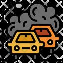 Emissions Pollutant Pm Icon