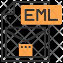 Eml Type File Icon