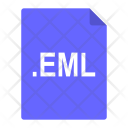 Eml File Format Icon