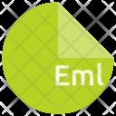 Eml File Format Icon