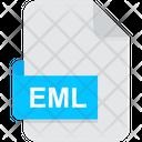 Eml E Mail File Format Icon