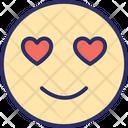 Emoji Emoticon Happy Smiley Icon
