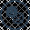 Feedback Review Emoji Icon