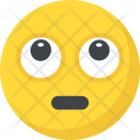 Sad Emoji Expression Icon