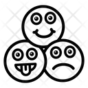 Emoji Sad Emoticon Icon