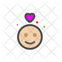 Emoji Heart Love Icon