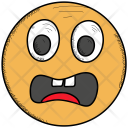 Emoji Exhausted Tired Icon