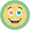 Emoji Love Flirt Icon