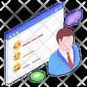 Emoji Feedback Icon