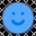Emoji Happy Happy Smile Icon