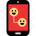 Emojis Happy Smile Icon