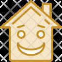 Emot Home House Icon