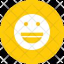 Emot Emotion Smiley Icon