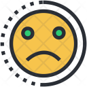 Emot Face Expression Icon