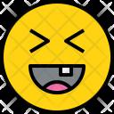 Emotion Happy Face Icon
