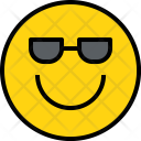 Emotion Smile Face Icon