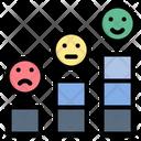 Level Class Satisfaction Icon
