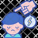 Emotional Abuse Icon