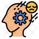 Emotional Control Emotional Intelligence Depression Icon