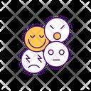 Emotional Intelligence Brainstorming Icon