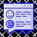 Emotional Reaction Icon